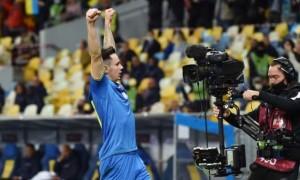Збірна України вдруге зіграла внічию з Францією у кваліфікації ЧС-2022