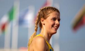 Магучіх перемогла в номінації Зірка, яка сходить серед легкоатлетів Європи