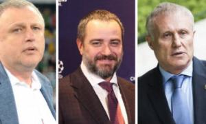 Бійка між Суркісом та Павелком: Причина ветерани АТО