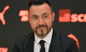 Де Дзербі назвав найкращих тренерів світу