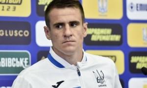 Бєсєдін побажав удачі збірній України у матчі проти Англії