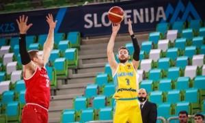 Збірна України обіграла Австрію та пробилась на Євробаскет-2022