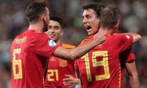 Збірна Іспанії - чемпіон Європи U-21
