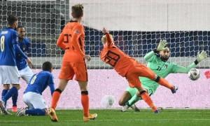 Італія - Нідерланди 1:1. Огляд матчу