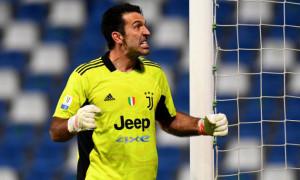 Буффон встановив рекорд в історії Кубку Італії