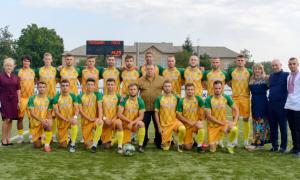 Клуб Другої ліги близький до зняття з чемпіонату