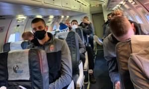 Збірна Угорщини прибула на відбіркові матчі ЄвроБаскета-2022 до Києва