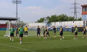Шевченко дав цікаву вправу на тренуванні збірної