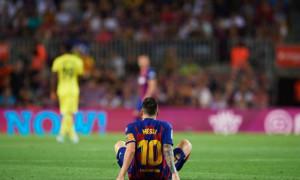 Мессі і Фаті не допоможуть Барселоні у матчі з Хетафе