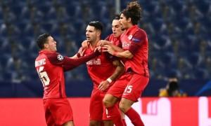 Зальцбург - Локомотив 2:2. Огляд матчу