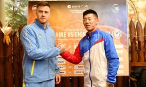 Марченко приніс перемогу збірній України в матчі Кубка Девіса