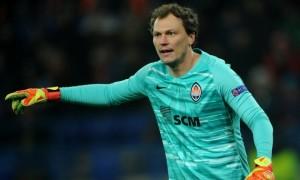 Пятов завершить кар'єру після Євро-2020