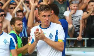 Сидорчук провів 200-й матч за Динамо