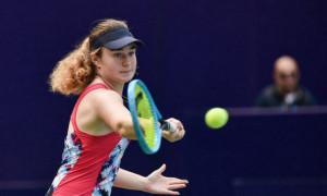 Снігур програла у першому раунді кваліфікації Australian Open