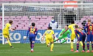 Барселона втратила перемогу в матчі з Кадісом у 24 турі Ла-Ліги