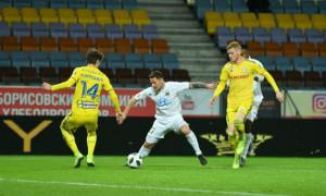 БАТЕ мінімально переміг Іслоч у 11 турі чемпіонату Білорусі