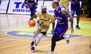 Баскетболіст Будівельника встановив новий рекорд сезону