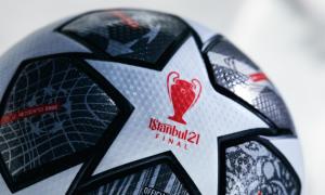 УЄФА представила новий м'яч Ліги чемпіонів