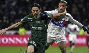Сент-Етьєн вирвав перемогу у Ліона в 9 турі Ліги 1