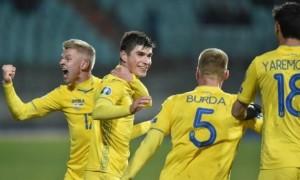Україна - Північна Ірландія: онлайн-трансляція матчу. LIVE