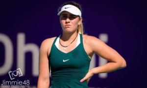 Костюк програла росіянці у півфіналі турніру в ОАЕ