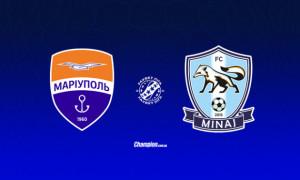 Маріуполь - Минай: онлайн-трансляція матчу 19 туру УПЛ. LIVE