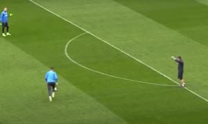 Бущан забив Трубіну неймовірний гол на тренуванні