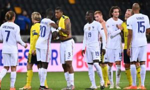 Швеція - Франція 0:1. Огляд матчу