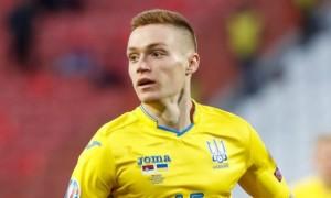 Циганков повернувся в загальну групу збірної України перед матчем з Північною Македонією