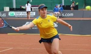Українка Снігур  вийшла до 1/8 фіналу юніорського Ролан Гаррос