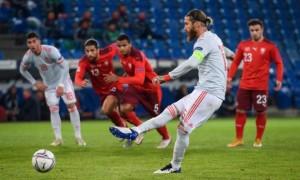 Швейцарія - Іспанія 1:1. Огляд матчу