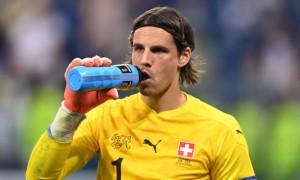 Голкіпер Швейцарії встановив рекорд за кількістю сейвів в одному матчі