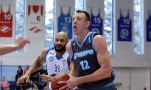 Миколаїв вдома програв Дніпру у Суперлізі
