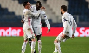 Аталанта - Реал 0:1. Огляд матчу