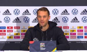 Ноєр: Збірна Німеччини приїхала у Київ за перемогою