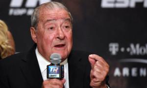 Арум: Бійцям з UFC практично нічого не платять