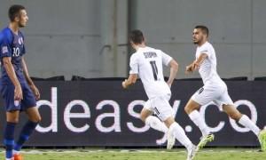 Ізраїль - Словаччина 1:1. Огляд матчу
