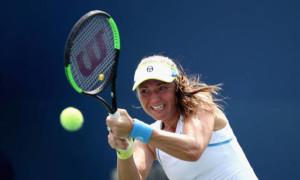 Бондаренко поступилася на старті турніру WTA у Польщі