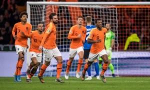 Нідерланди – Естонія 5:0. Огляд матчу