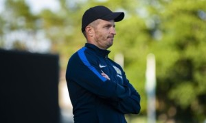 Молодіжну збірну Естонії очолив український тренер