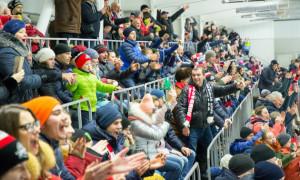 Видовище, що заповнює арени. Найпопулярніші хокейні міста України