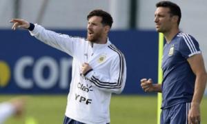 Тренер Аргентини анонсував повернення Мессі у збірну