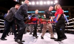 Американець, який боксував в андеркарті Усика, знаходиться в комі після нокауту
