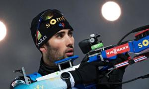 Фуркад виграв індивідуальну гонку на Кубку світу, Підручний - 20