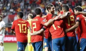 Іспанія - Фарерські острови 4:0. Огляд матчу