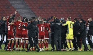 Угорщина - Туреччина 2:0. Огляд матчу