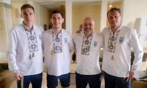 Гравці збірної України запросили уболівальників на матч з Бахрейном