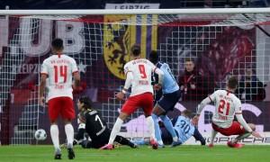 Лейпциг врятувався у матчі проти Боруссії М у 20 турі Бундесліги