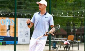 Рейтинг ATP: Крутих піднявся на 101 позицію та встановив особистий рекорд