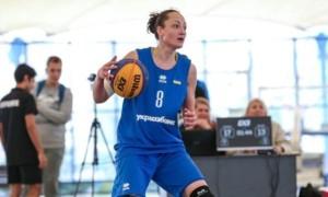 Збірна України 3х3 зіграла на турнірі в Нідерландах